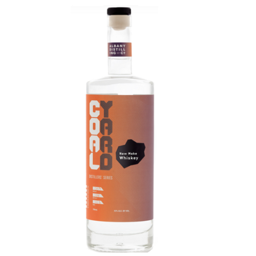 Coal Yard New Make Rye Whiskey