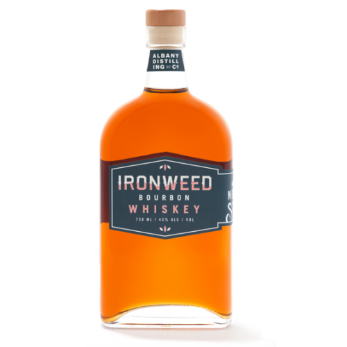 Ironweed Bourbon Whiskey