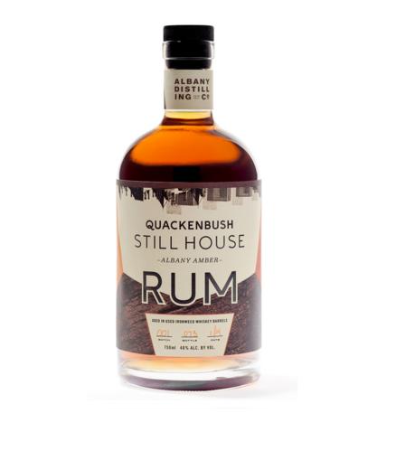 Quackenbush Still House Albany Amber Rum