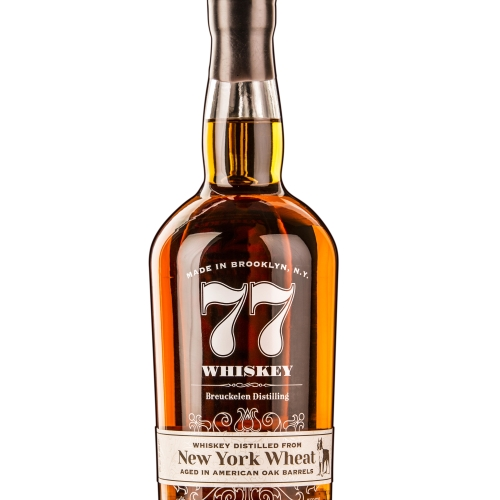 77 Whiskey: NY Wheat