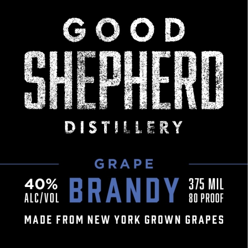 Good Shepherd Grape Brandy