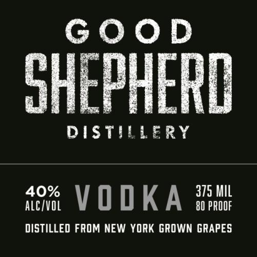 Good Shepherd Vodka