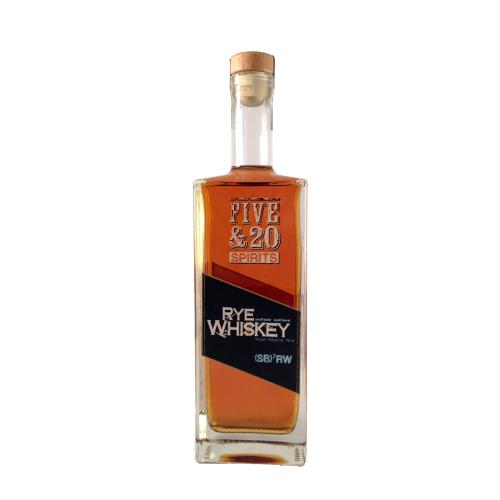 Five & 20 Rye Whiskey (SB)2RW