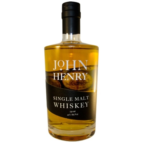 John Henry Single Malt Whiskey