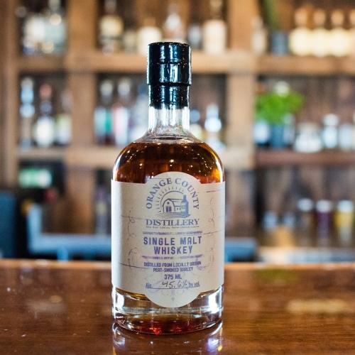 Unaged Single Malt Whiskey