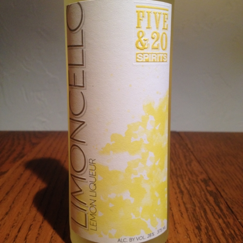 Five & 20 Limoncello