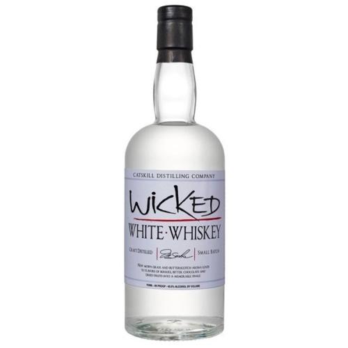 Wicked White Whiskey