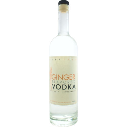 Myer Farm Ginger Flavored Vodka