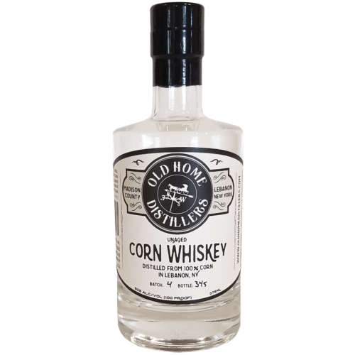 Old Home Distillers Corn Whiskey