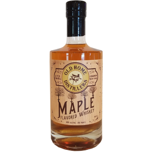 Old Home Distillers Maple Flavored Whiskey