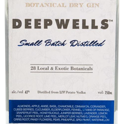 Deepwells Botanical Dry Gin