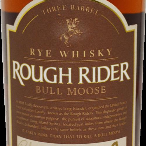 Rough Rider Rye