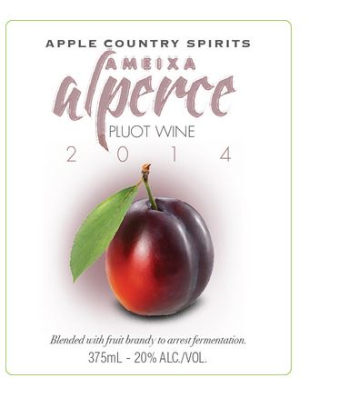 Ameixa Alperce (Pluot Port)