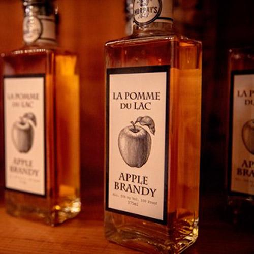 La Pomme du Lac - Apple Brandy